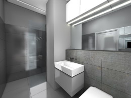 Projekt mieszkania Warszawa Saska