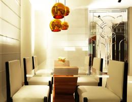 rewitalizacja salonu z jadalnią