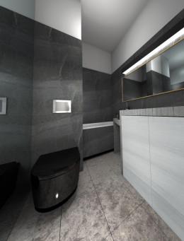 projekt i realizacja łazienka 3 m2
