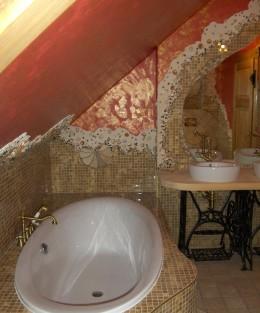 zaczarowana łazienka