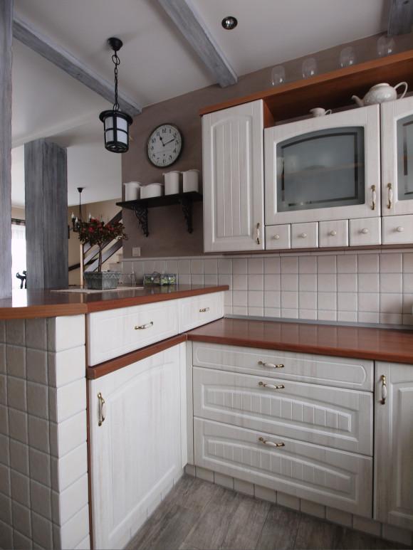 kuchnia murowana 2  Teresa Jagielska  e aranżacje pl