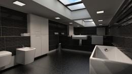 Łazienka minimalizm