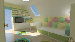 Sypialnia dla dziecka,Otwock