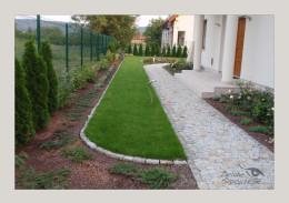 Ogród w Krakowie