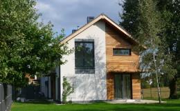Dom bliźniak w Milanówku