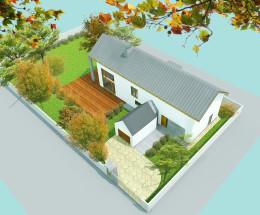 Dom w Plewiskach