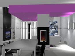 Wnętrza minimalistyczne II