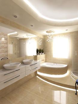 łazienka 15m2