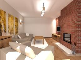 wizualizacja dom 1