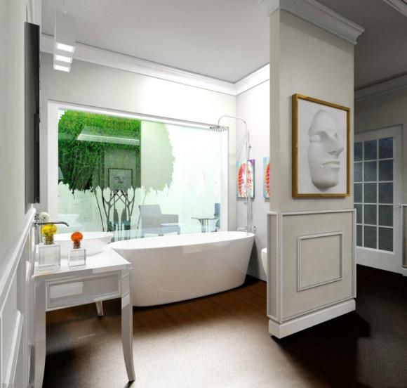 Sypialnia Z łazienką I Prywatnym Tarasem Greniuk Warchoł