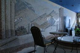 Mozaika w SPA