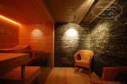 Sauna w domu prywatnym