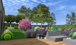 ogród prywatny 2