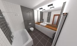łazienka 4,6 mkw