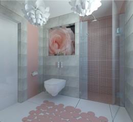 Mała łazienka w kawalerce