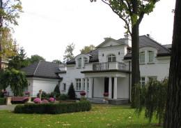 Dom jednorodzinny w Milanówku
