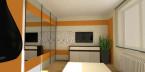 mieszkanie kolorowe