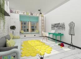pracownia - pokój artysty