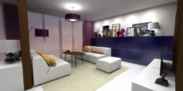 Nowoczesny, stylowy apartament