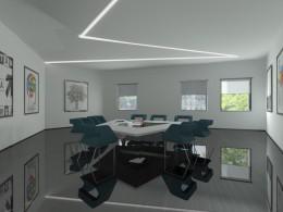 Modernistyczne sale konferencyjne