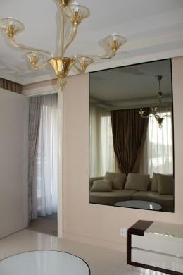Apartament pokazowy na Pięknej w Warszawie