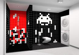 Łazienka dla nastolatka