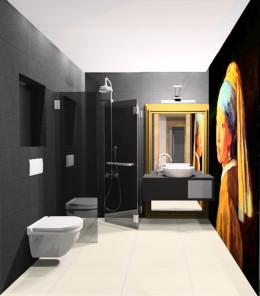 łazienka gościnna