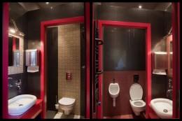 łazienki przy sali królewskiej