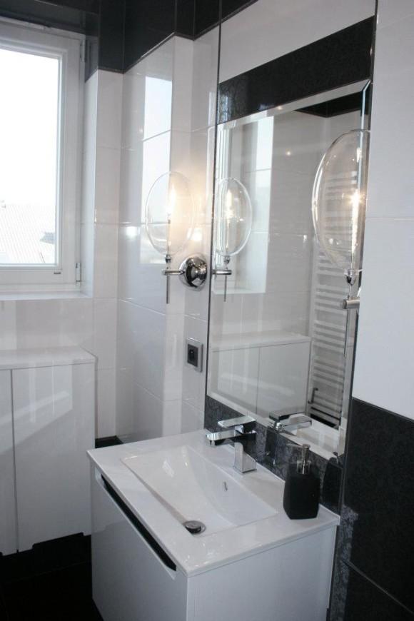 łazienka 3m2 Oleśnica Karolina Charlicka E Aranżacjepl