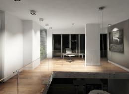 dwupoziomowy apartament nagrodzony