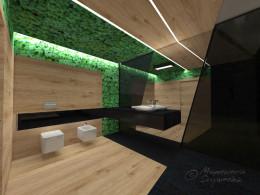 łazienka 2,7 x 3,7m