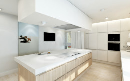 dom z basenem - Angers - Francja