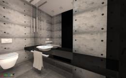 dom Moskwa - łazienka nr 1