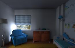 Dom pod Wwą_pokoje dziecinne