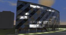 inteligentny budynek biurowy