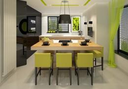 Projekt Kuchni pod Zamościem