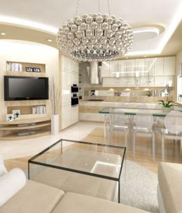 projekt mieszkania pod Poznaniem