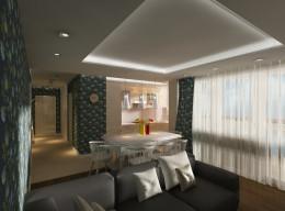 Kuchnia i salon II