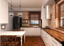 kuchnia perfekcyjnej pani domu ;-)
