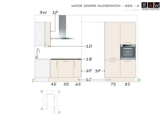 Kuchnia Ikea Tylicz Justyna Kubala Przetak E Aranżacjepl