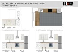 Kuchnia IKEA - Warszawa