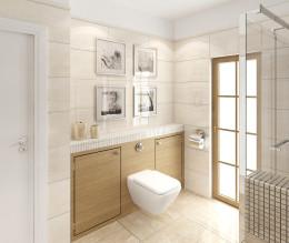 Łazienka klasyczna