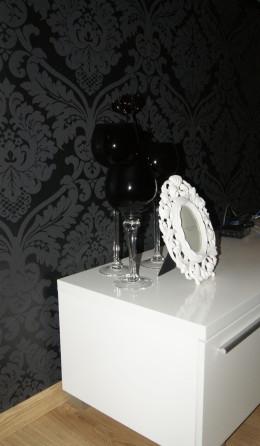 czarno-biały glamour 2