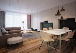Mieszkanie 2+1