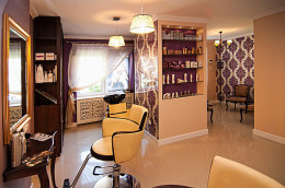 Salon kosmetyczno-fryzjerski 2