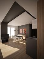 Warszawa, wnętrze mieszkania