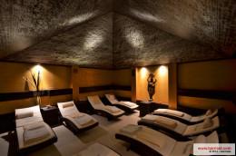 sala wypoczynkowa w SPA