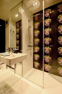 aranżacja wnętrz / łazienka po art