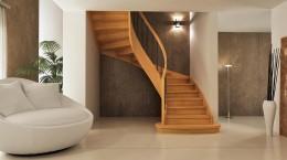 schody we wnetrzu