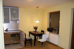 małe mieszkanie w Krakowie